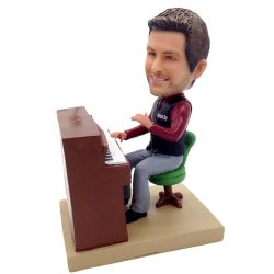 Custom Bobbleheads Piano
