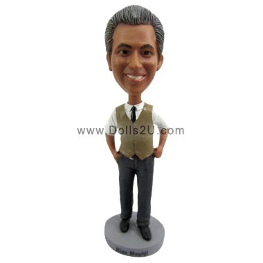 Businessman Bobbleheads