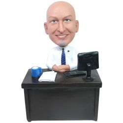 Best Boss's Day ideas: Custom Boss Bobblehead Gifts