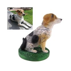 Custom Bobbleheads Fully custom made dog bobblehead - pet dashboard bobblehead