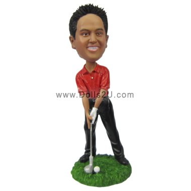 Golf player Bobbleheads
