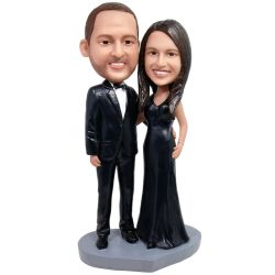 Custom Bobbleheads wedding