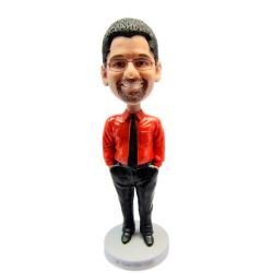 Custom Bobbleheads male bobblehead