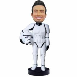 Personalized Star War Bobblehead