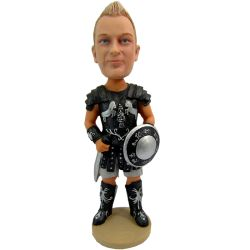 Gladiator/Warrior bobblehead