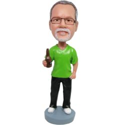 Custom Bobbleheads Beer Male