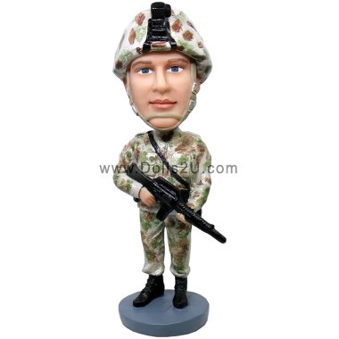 Military Bobbleheads