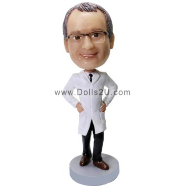 lab coat Bobbleheads