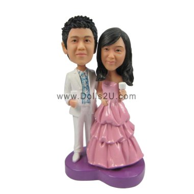 Wedding Couples Bobbleheads
