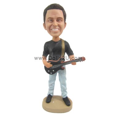 Guitar player Bobbleheads