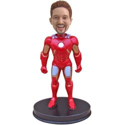 Personalized Superhero Bobblehead from your photo