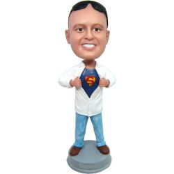 Custom Bobbleheads Superman bobble head