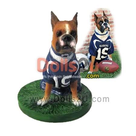 custom dog bobblehead 129 00 dolls2u custom bobbleheads