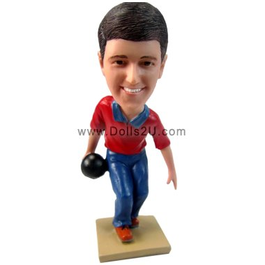 Bowling Bobbleheads