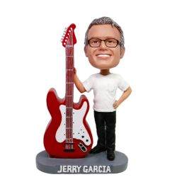 Custom Bobbleheads electric guitar