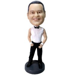 Chippendales Dancer Bobblehead