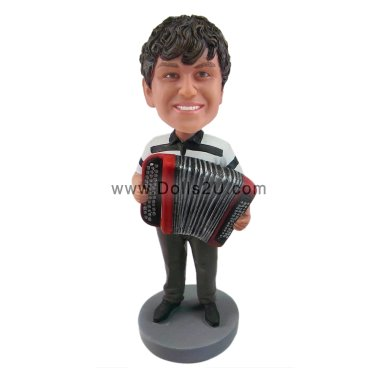 accordion player bobble head Bobbleheads