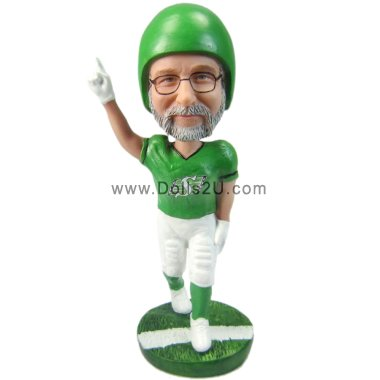 Football Male Bobbleheads
