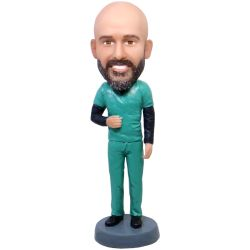 Custom Made Doctor Bobblehead Gfit