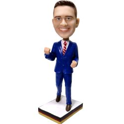 Personalized boss bobblehead /boss day gift
