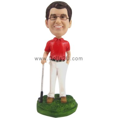 Golf Bobbleheads