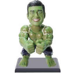 Personalized Hulk Bobblehead from your photo