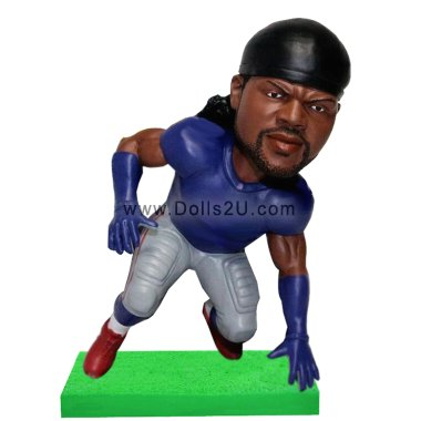 Personalized football bobblehead / gift for football fans Bobbleheads