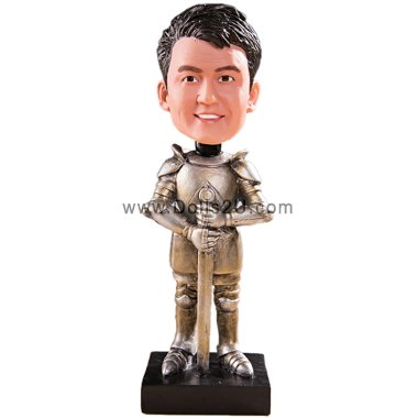 Male in Armor Bobbleheads