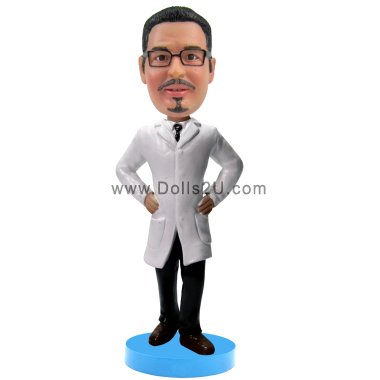 Personalized Doctor Bobblehead - Gift for Doctor Bobbleheads