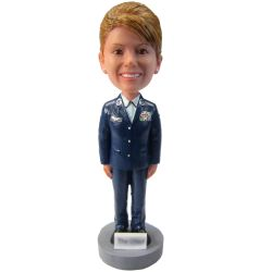 Air Force Bobblehead Doll