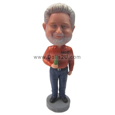 Beer Male Bobbleheads