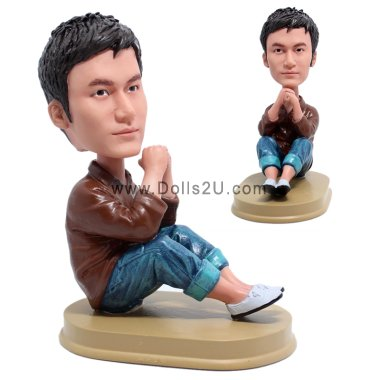 Casual Male Bobbleheads