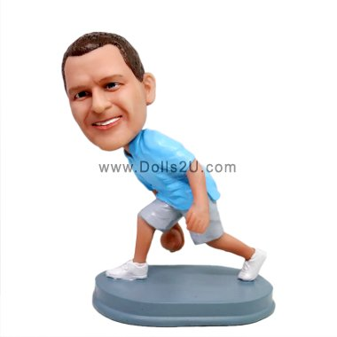 bocce ball Bobbleheads
