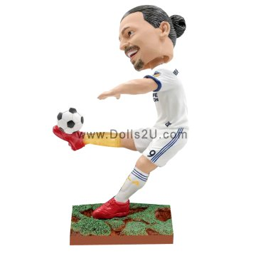 Personalized soccer player bobblehead / gift for soccer player Bobbleheads