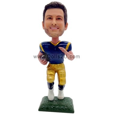 football bobble heads Bobbleheads