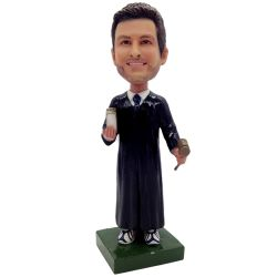 Custom Bobbleheads Judge