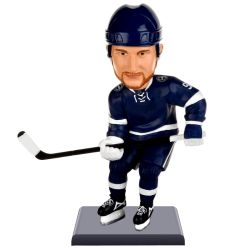 Personalized hokey player bobblehead