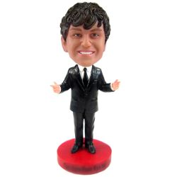 Business men bobblehead