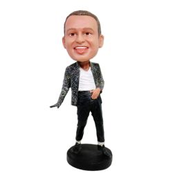 customized MJ bobblehead