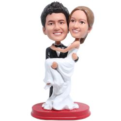 Custom Bobbleheads love