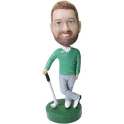 Golf Bobblehead Gift