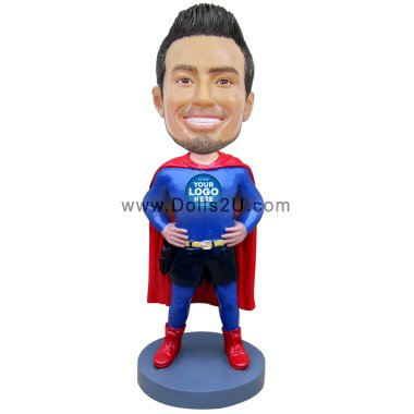 Personalized Super Hero Bobblehead Bobbleheads
