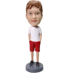 Custom Bobbleheads custom bobblehead gift for boy