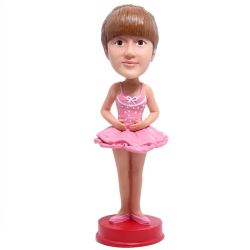 Custom Bobbleheads Ballet dancer
