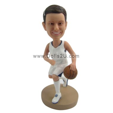 Basket Female Bobbleheads