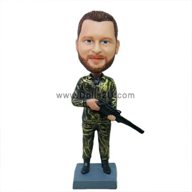Hunting Bobbleheads