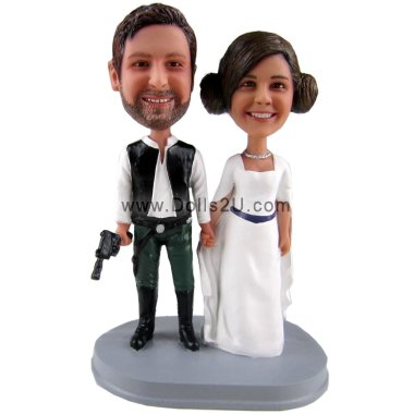 Star wars Couples Bobbleheads