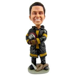 firefighter bobbleheads