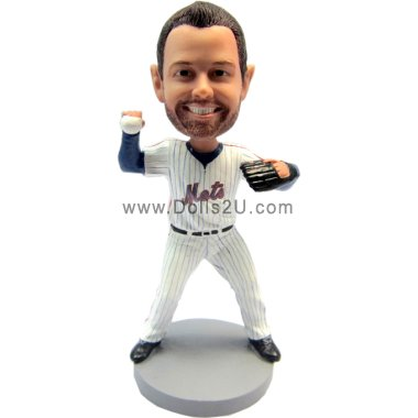 Baseball player bobblehead Bobbleheads